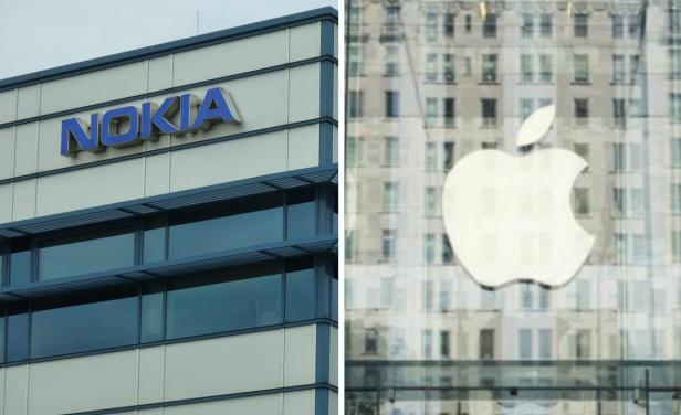 Termina disputa de patentes entre Nokia y Apple