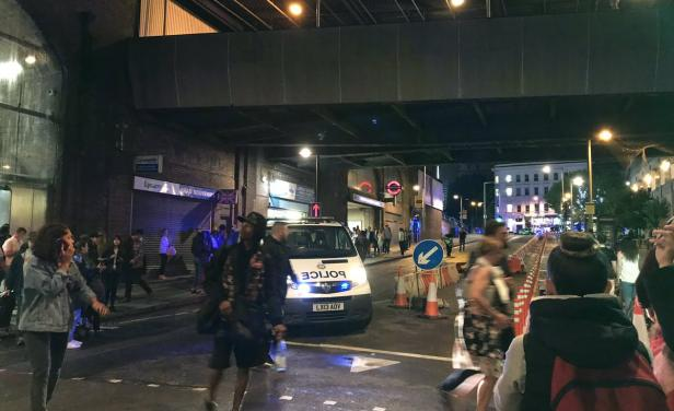 Confirman tres incidentes — Atentado en Londres